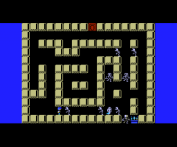 Tear Of Nile (1986, MSX, Cross Media Soft)
