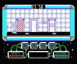 Gilbert - Escape from Drill (1989, MSX, Alternative Software)