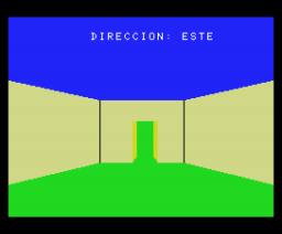 Laberinto (1985, MSX, Advance)