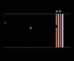 Four Wall Smash (1984, MSX, Ronex Computer AB)