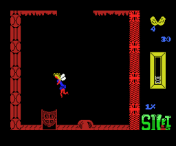 Silfi (1988, MSX, Genesis Soft, Iber Soft)