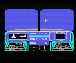 Space Shuttle - A Journey into Space (1986, MSX, Activision)