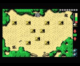 Score 3020 (1989, MSX, Topo Soft)