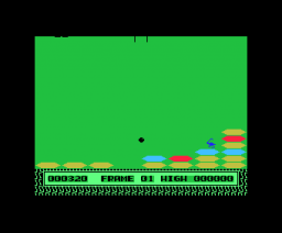 Bug Bomb (1983, MSX, Magicsoft)