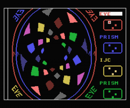 Eye (1987, MSX, Endurance Games)