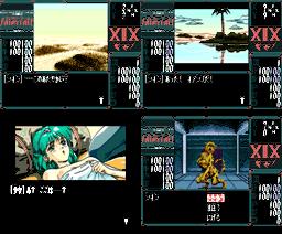 XIX! (1992, MSX2, Fairytale)