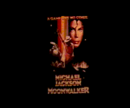 Michael Jackson Demo (1991, MSX2, Delta Soft)