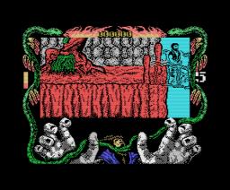 Senda Salvaje (1990, MSX, Gamesoft)