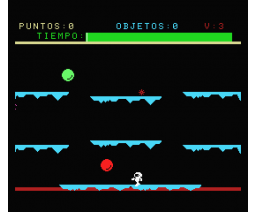 Atom en Madriguera Peligrosa (1985, MSX, Unknown)