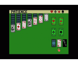 Patience (1986, MSX, Morwood Software)