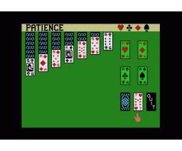 Patience (1986, MSX, Morwood Software)