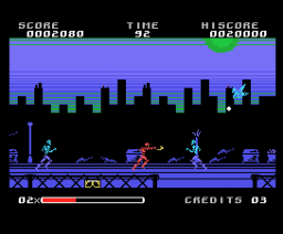 Hyper Soldier Angel (2010, MSX, RELEVO)