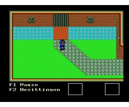 Castle Adventure (1989, MSX2, FGI)