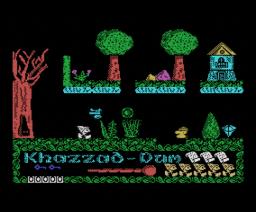 Khazzad Dum (1989, MSX, SPE)