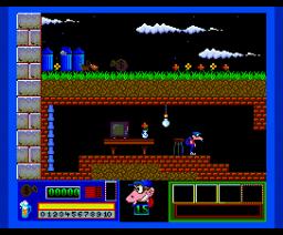 Goody (1988, MSX2, Opera Soft)
