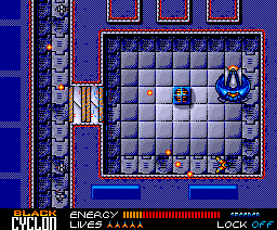 Black Cyclon (1993, MSX2, Parallax)