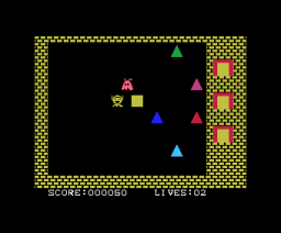 Puzzle Panic (1986, MSX, System Soft)