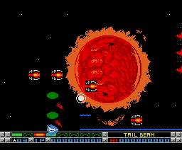 Nemesis 3 - The Eve of Destruction (1989, MSX, MSX2, Konami)