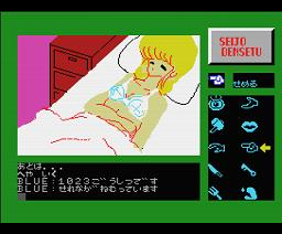Seijo Densetsu - Five Holy Girls (1987, MSX, Cosmos Computer, I.S.T)