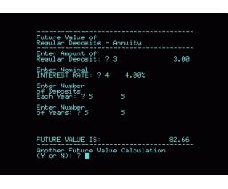 Fin. Pack (1986, MSX, Aackosoft)