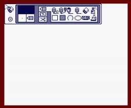 Sony Graphics Editor (1986, MSX2, Sony)