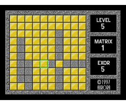EXOR (1997, MSX2, AurorA)