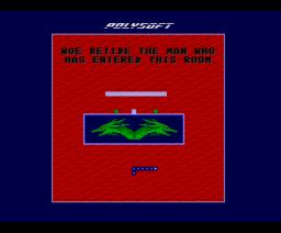 The Running Dragon (1989, MSX2, Polysoft)