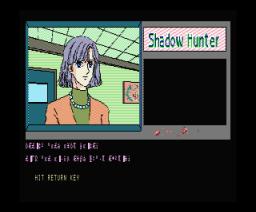 Shadow Hunter (1988, MSX2, Champion Soft)