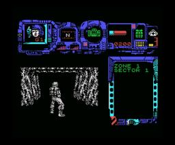 Narco Police (1990, MSX, Dinamic)