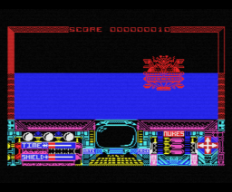 Glass (1985, MSX, Quicksilva)