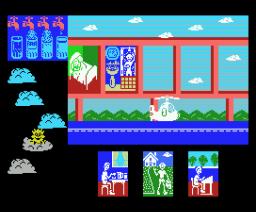 Misión Rescate (1986, MSX, Anaya Multimedia)