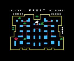 Tele Bunnie (1984, MSX, Mass Tael)
