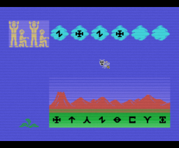 La Abeja Sabia - Seriaciones (1986, MSX, Anaya Multimedia)