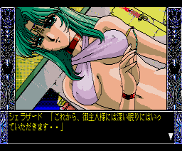 Cal II (1991, MSX2, Birdy software)