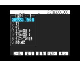 Text Editor V&Z 2 (1993, MSX2, IPUS)