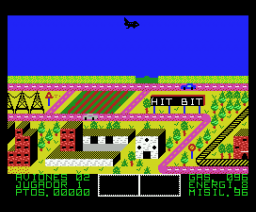 Wrangler (1985, MSX, Indescomp)