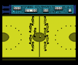Golden Basket (1990, MSX, Opera Soft)