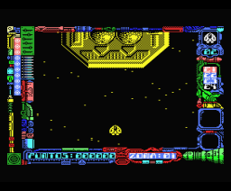 Star Dust (1987, MSX, Topo Soft)