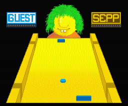 Shuffle Puck (1993, MSX2, MAD)