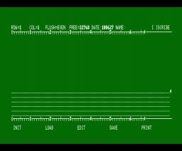 Aackodesk (1986, MSX, MSX2, Aackosoft)