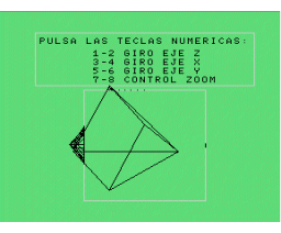 3d Graphic (1985, MSX, Infopress)
