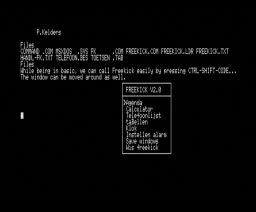 Freekick (1988, MSX2, Filosoft)