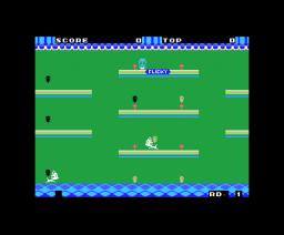 Flicky (1986, MSX, Sega)