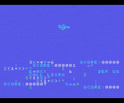 Breakout! The great computer adventure (1985, MSX, Toshiba)