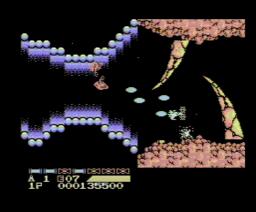 Salamander SCC Demo (1989, MSX2, Delta Soft)