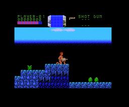 Aliens 2 (1987, MSX, Square)