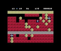 Champion Boulder Dash (1985, MSX, Comptiq)