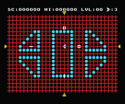 Grid Wars (2006, MSX, Emma Six)