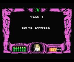La Espada Sagrada (1990, MSX, Topo Soft)