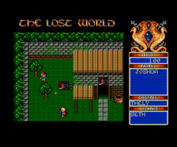 The Lost World (1998, MSX2, Umax)